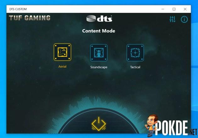 ASUS TUF Gaming B550M Plus DTS Custom
