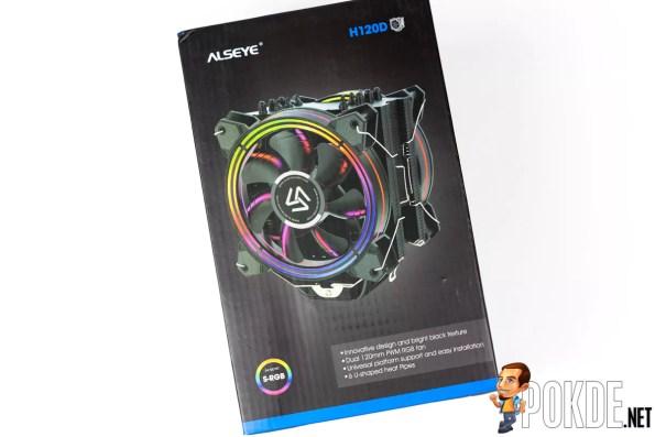 ALSEYE H120D Review-1