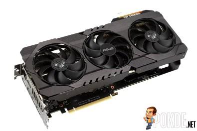 ASUS TUF Gaming GeForce RTX 3070 OC Edition