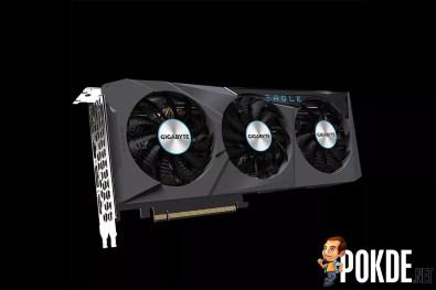 GIGABYTE GeForce RTX 3070 Eagle OC