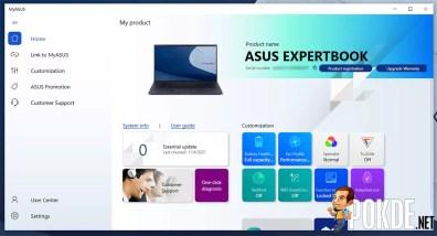 ASUS ExpertBook B9 Review B9400CEA MyASUS
