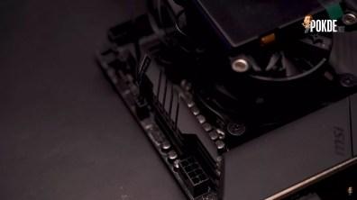 MSI MPG CoreLiquid K360 Unboxing Setup 11