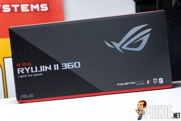 ASUS ROG Ryujin II 360 Review-1
