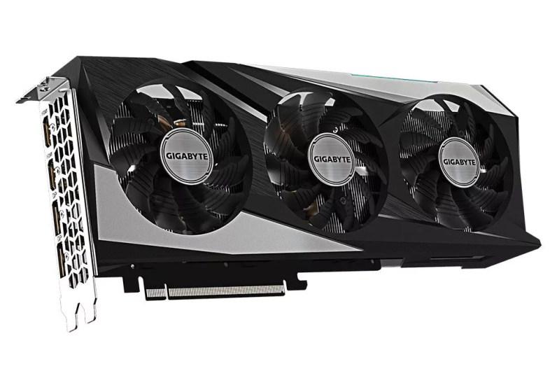 GIGABYTE Radeon RX 6600 XT Gaming PRO OC