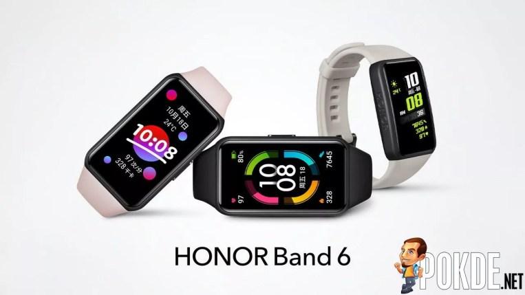 HONOR Band 6