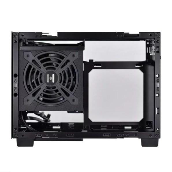 LIAN LI Q58 Black PSU configuration (2)