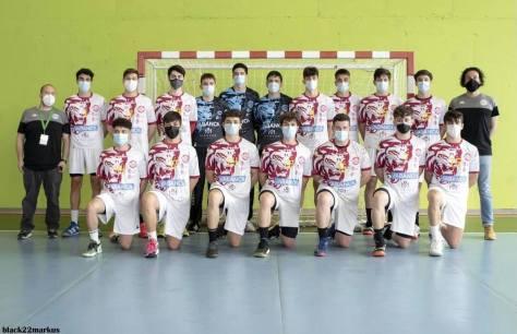 Ademar León juvenil 2021