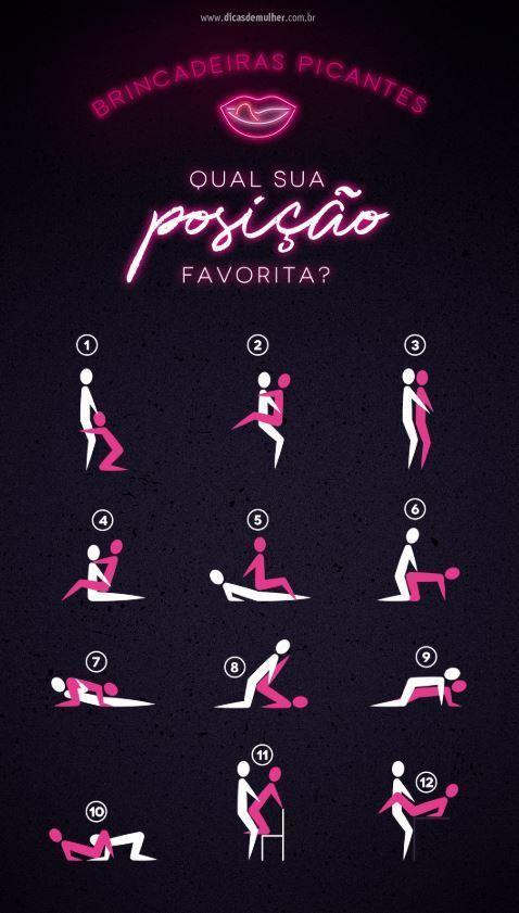 Qual sua posição favorita?
