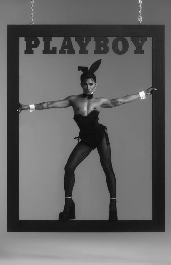 Bretman Rock na Playboy