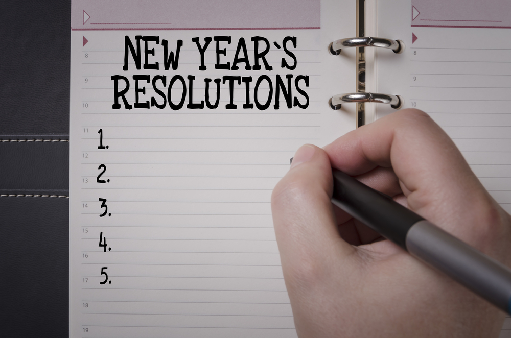 year resolution ideas