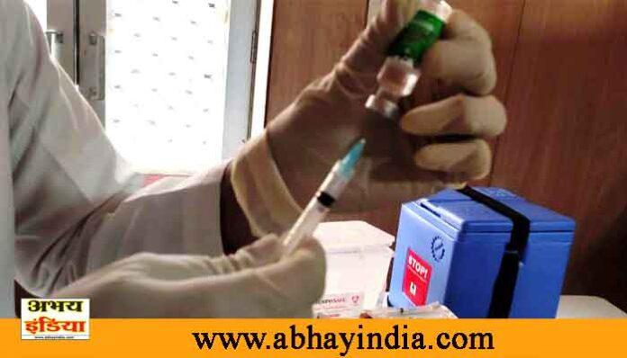Vaccination in Bikaner