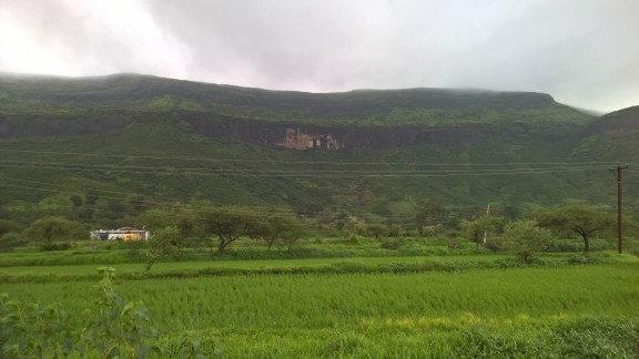 Goodbye Bhandardara!