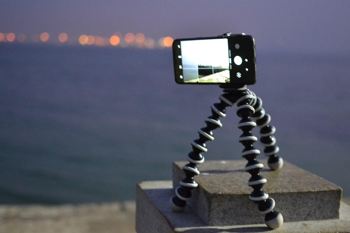Gorilla Pod and Mobile Camera