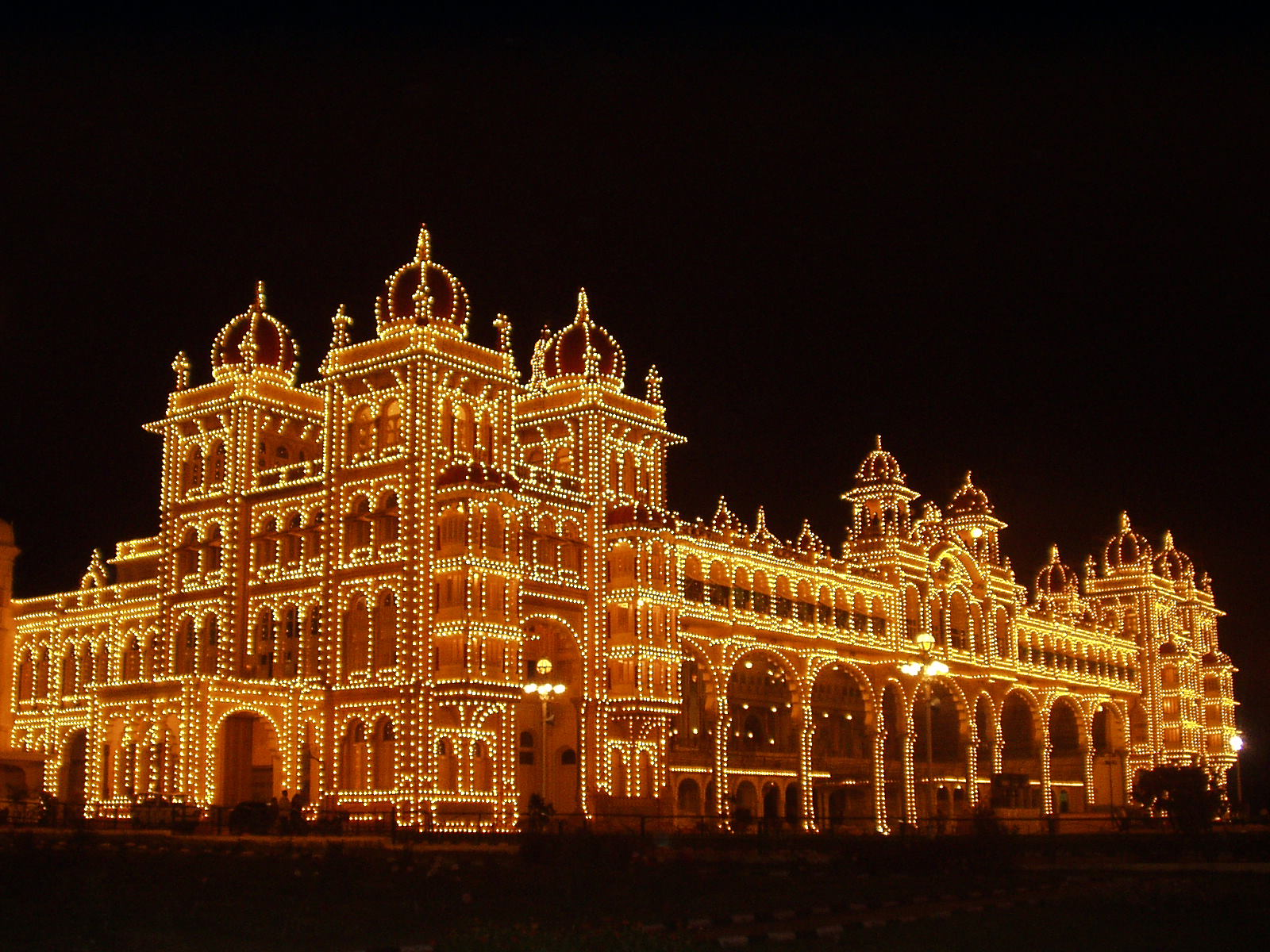 Finally, its Mysore...