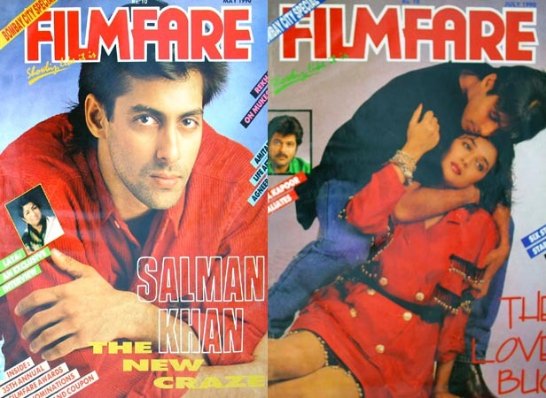 Image result for filmfare madhuri salman cover