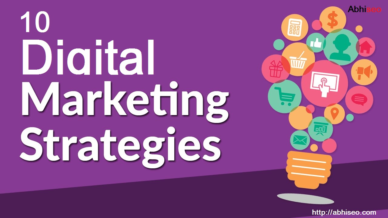Best Digital Marketing Strategies for your Business