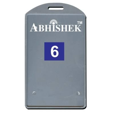 Single Side Pasting Holder of size 54x86 mm in Grey Colour and Vertical OrientationIt is ideal for business, schools and organization for all there ID card needs. Not only it protects the keep the id cards safe but also provides high branding value and p