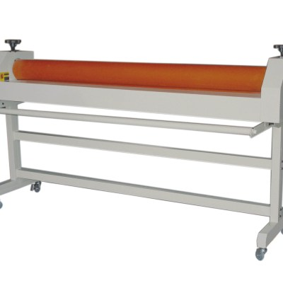 Cold Laminator Office Supply Laminating width :1600 mm,Laminating thickness :10 mm,Diameter of roller :100 mm,Packing :1,Measure :177x26x42 cm