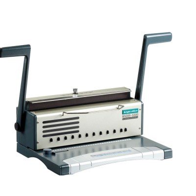 Binding machine Office Supply Punch up to:20 sheets each time ,Packing :~1/2,Measure :53x46x44 cm