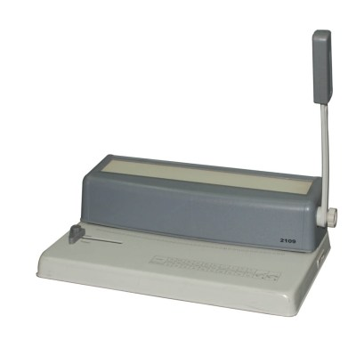 Binding machine Office Supply Punch up to:12 sheets each time,Packing :~1/4,Measure :72x46x32 cm