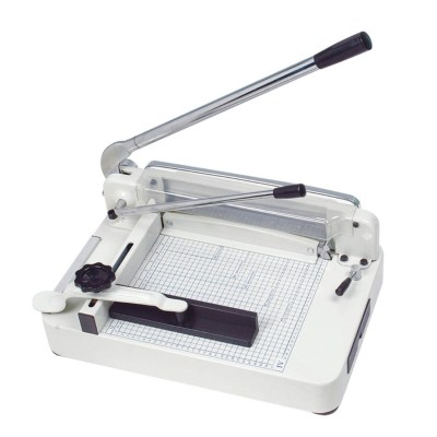Paper cutter Office Supply Cutting size :33 cm,Cutting capacity :400sheets 70g paper,Packing :1,Measure :57x40.5x32 cm