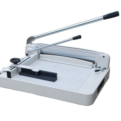 Paper cutter Office Supply Cutting size :43 cm,Cutting capacity :400sheets 70g paper,Packing :1,Measure :70x51x35 cm