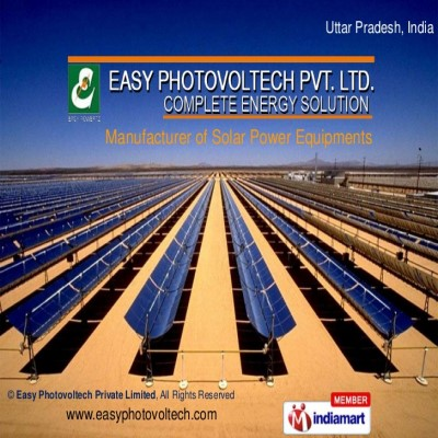 EASY PHOTOVOLTECH PVT. LTD
