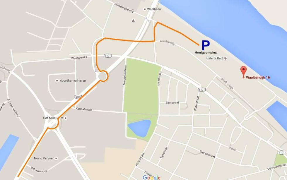 Route De Smeltkroes
