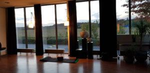 Abhyasa zaal in Wijnveld