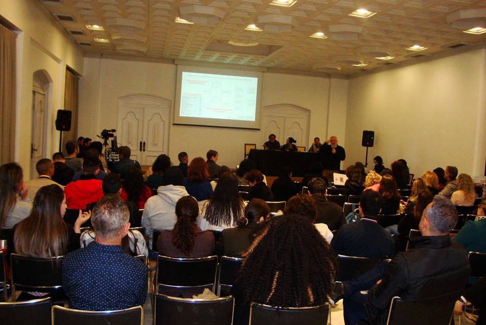 2º dia Aprimorando III em Porto Alegre