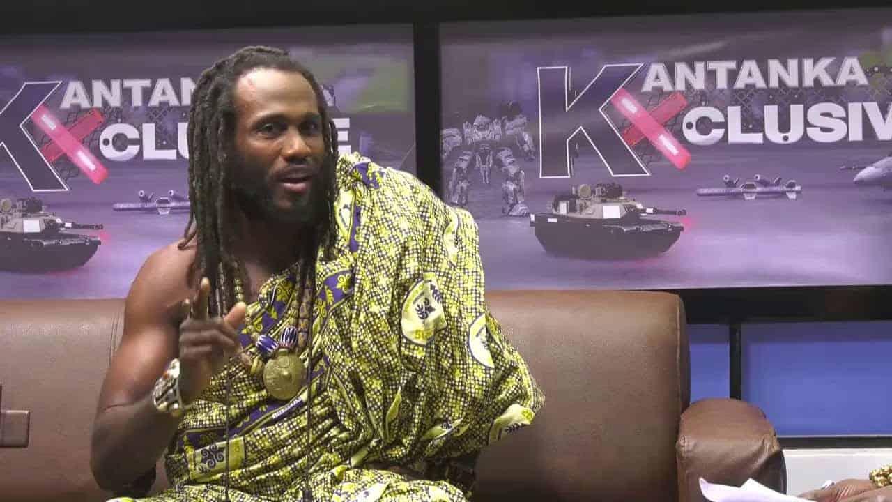 Ọbádélé Kambon Kantanka Exclusive TV Interview: Abibifarebae (Afrikan Inventors)
