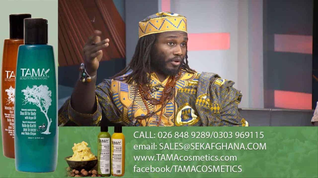 DR. ỌBÁDÉLÉ KAMBON - COMPULSORY FRENCH LANGUAGE IN GHANA - GHone TV INTERVIEW