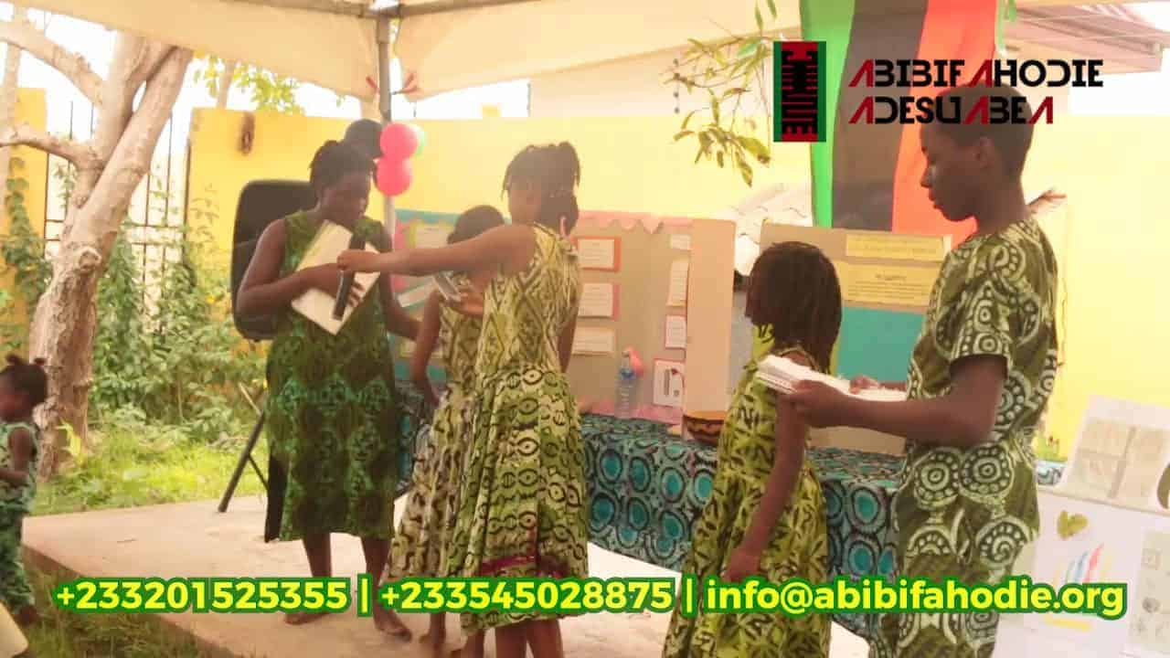 Abibifahodie Adesuabea End-of-Term Program Performances