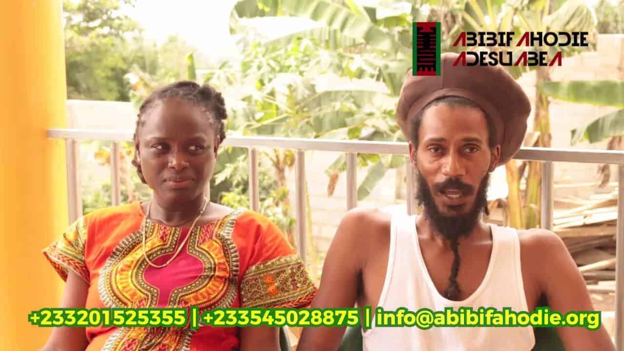 Abibifahodie Adesuabea Testimonial #11: Shevon and Cashawn Myers
