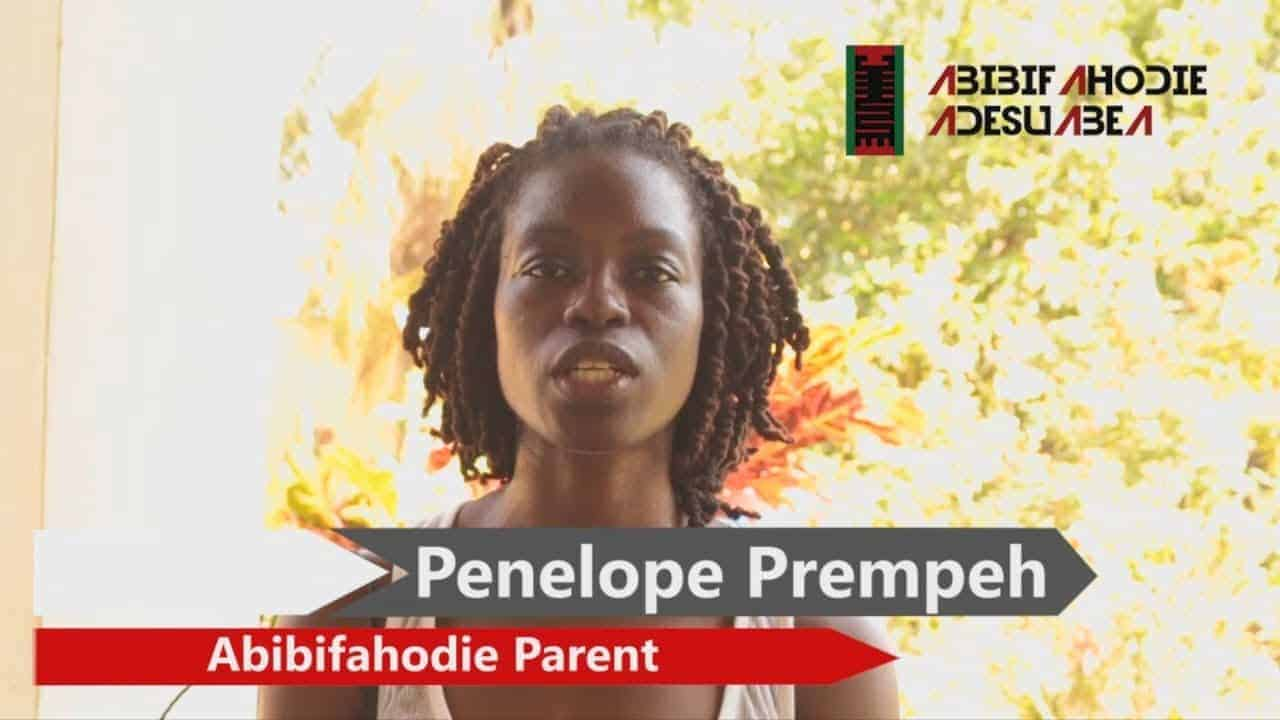 Abibifahodie Adesuabea Testimonial #12: Mrs. Penelope Prempeh