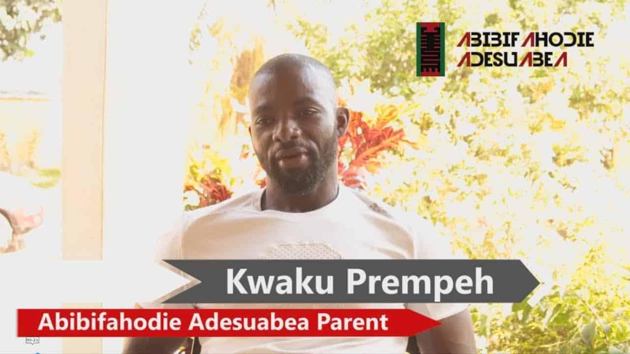 Abibifahodie Adesuabea Testimonial #13: Kwaku Prempeh (Twi)
