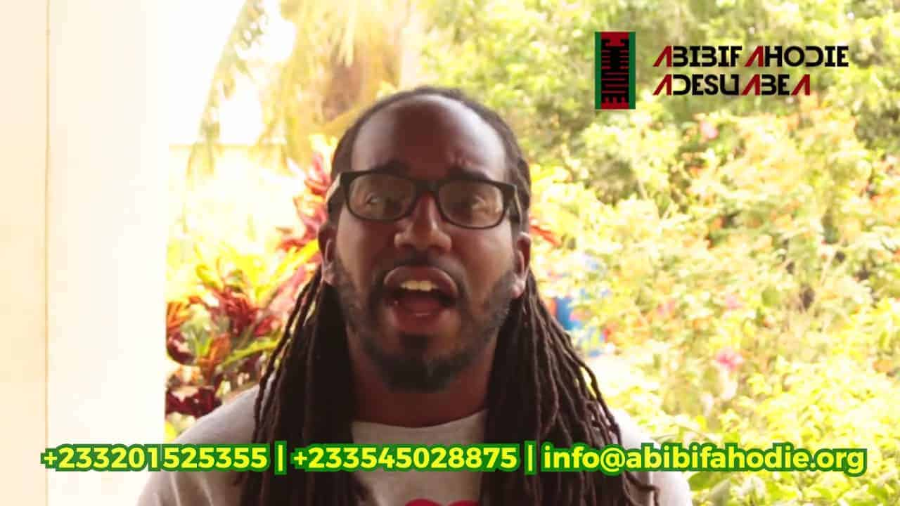 Abibifahodie Adesuabea Testimonial #2: Dr. Samori Camara