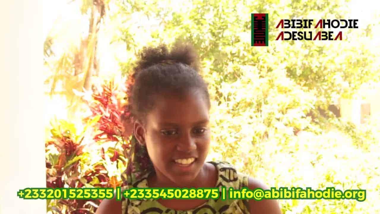 Abibifahodie Adesuabea Testimonial #4: Amera Prempeh