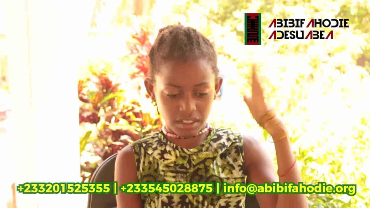 Abibifahodie Adesuabea Testimonial #6: Ila Myers