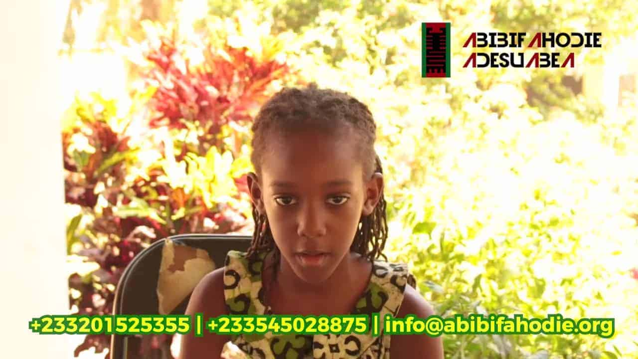 Abibifahodie Adesuabea Testimonial #9: Maa'T Sunni-Ali