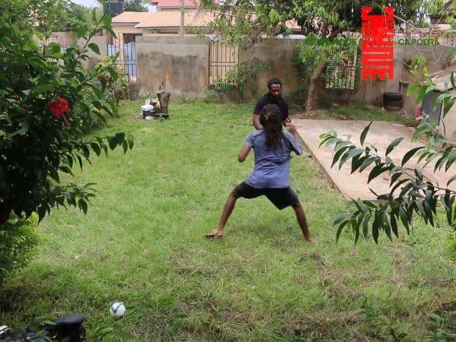 Abibifahodie Asako: Afrikan Combat Capoeira Grappling + Striking