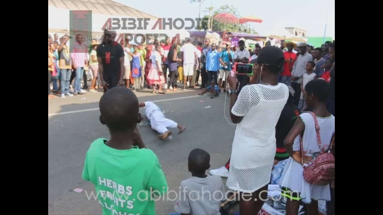 Abibifahodie Capoeira at Chale Wɔte 2017 (Complete Unedited)