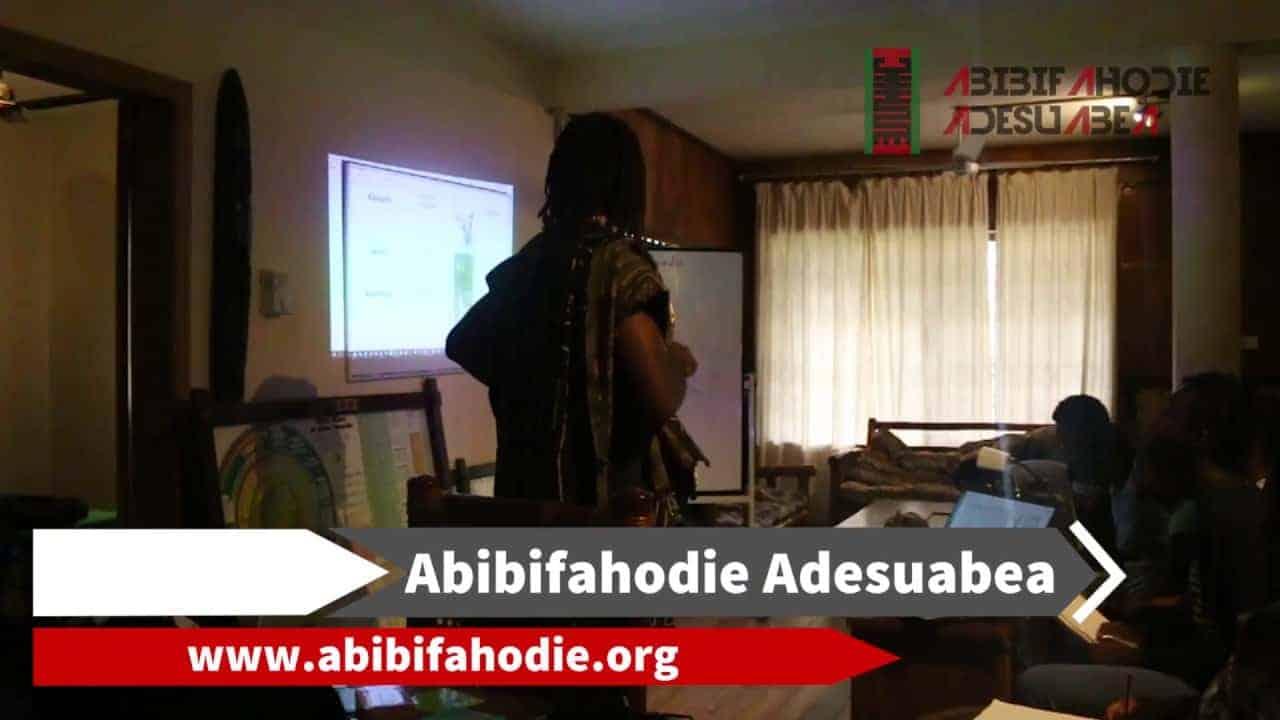 Akan (Twi): Abibifahodie Adesuabea 12 Ɛbɔ 2017