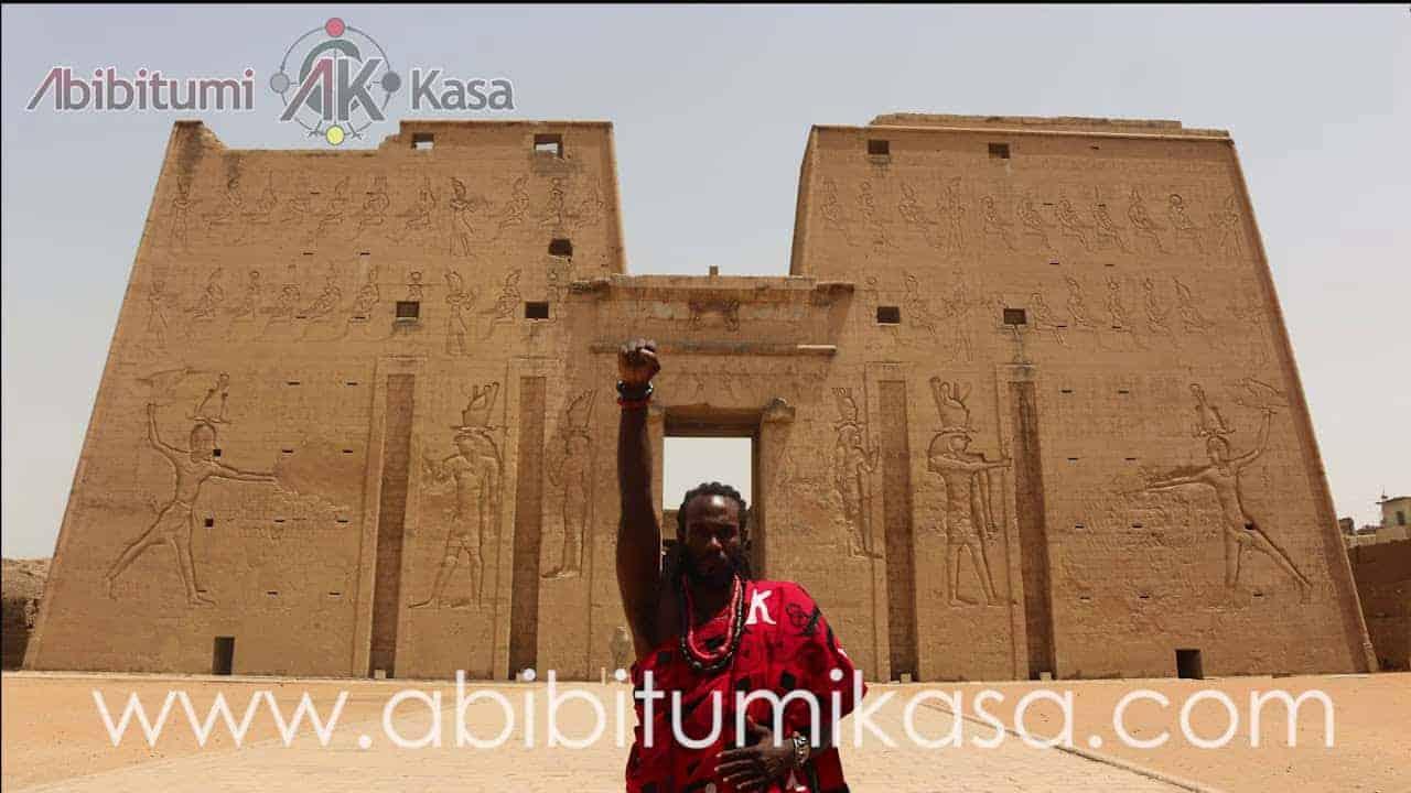 Dr. Kambon & Black Power - Real Talk Radio Nigist