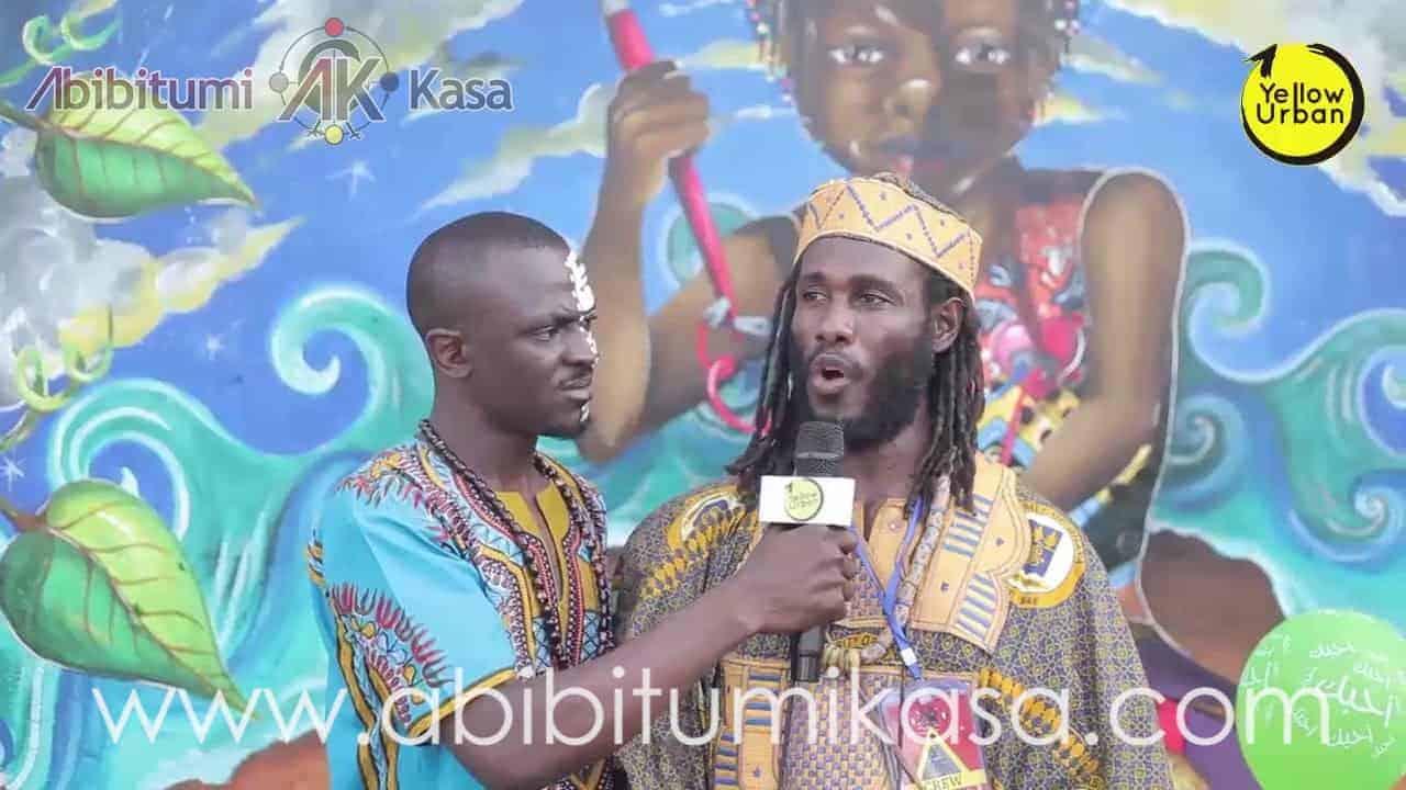 Dr. Ọbádélé Kambon - Chale Wɔte Interview on Yellow Urban