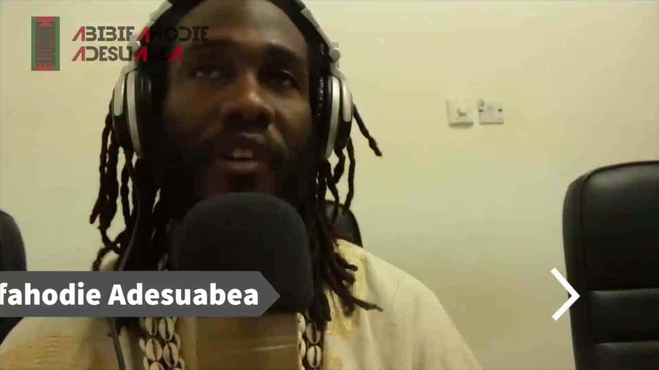 Dr. Ọbádélé Kambon: Homeschooling Discussion on Radio Univers