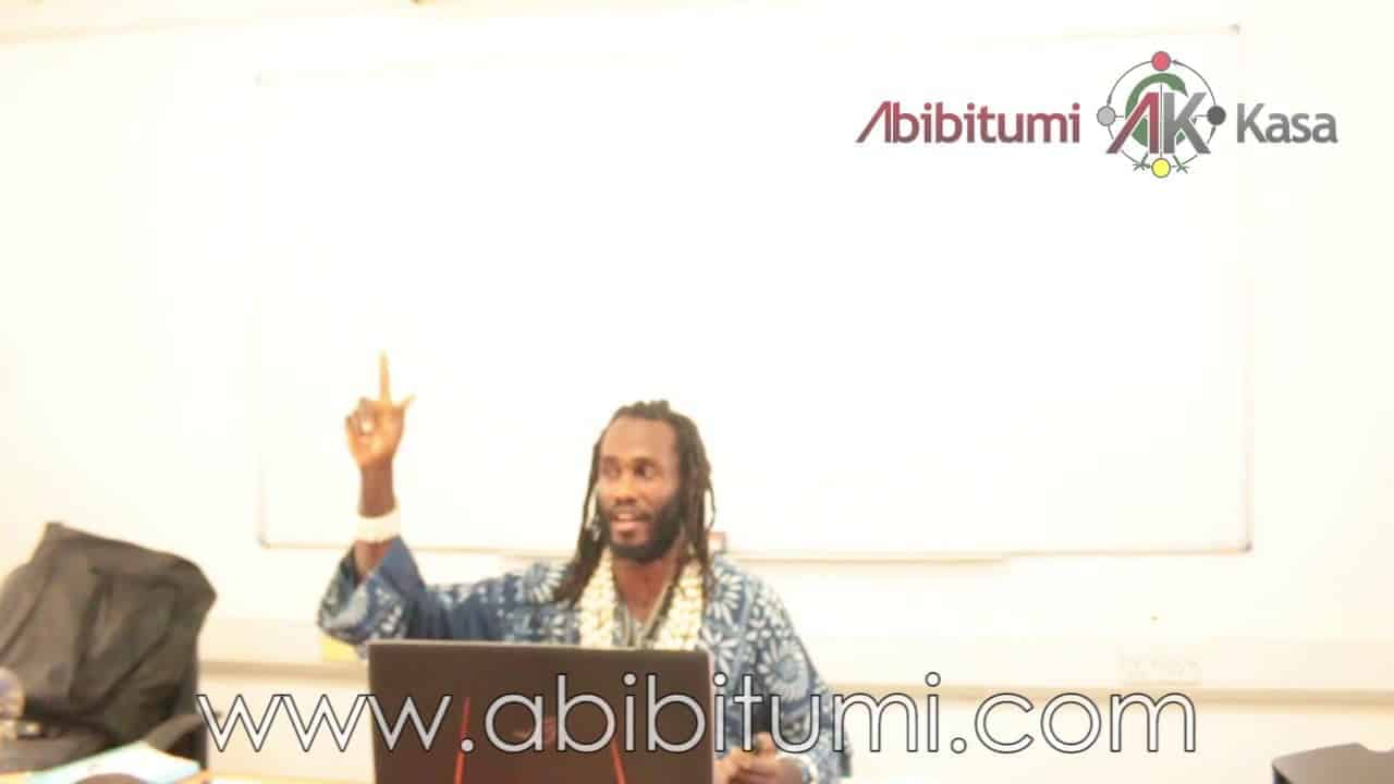 [Excerpt] Foundations of African Thought #3: Number, Destiny and Divination