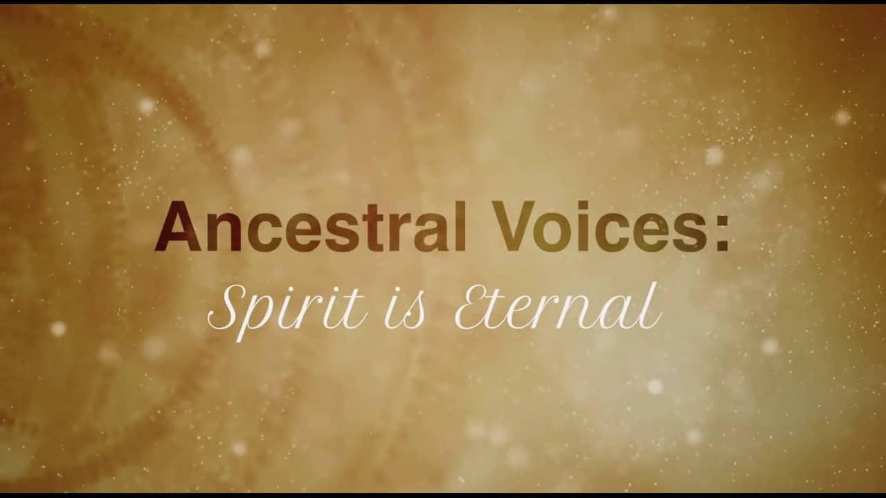 IAS Film Series Discussion: Ancestral Voices - Spirit is Eternal