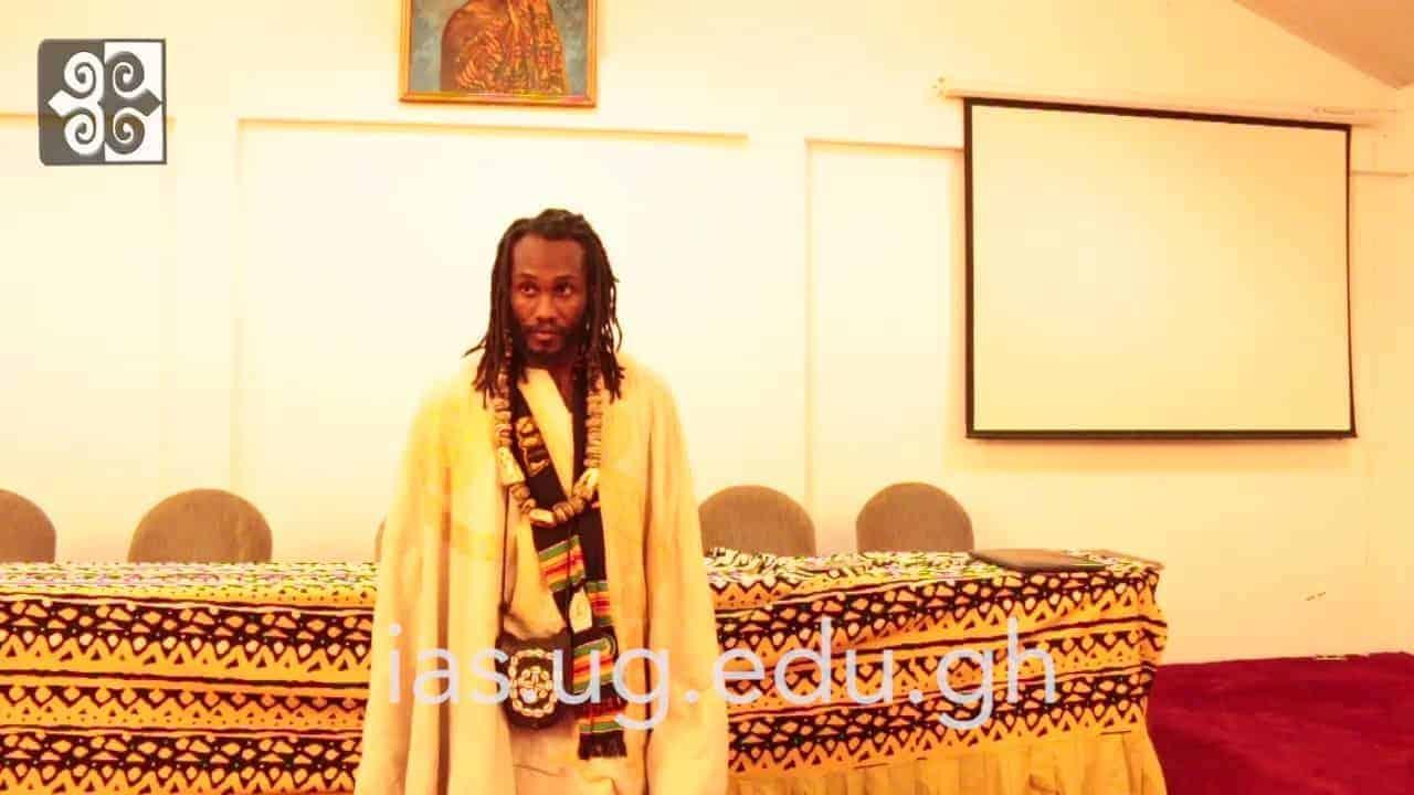 IAS Film Series - Ota Benga Discussion