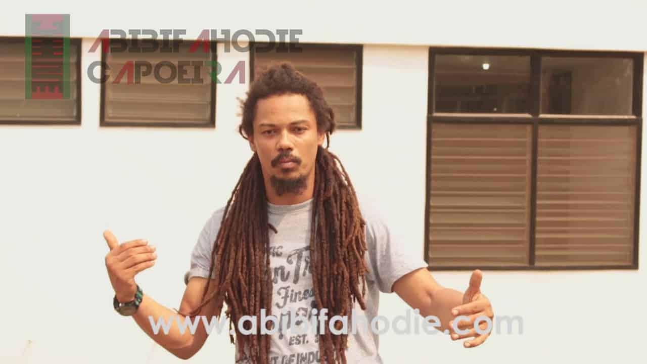 """Kwabena """"JaHWi"""" Danso - Capoeira Testimonial"""
